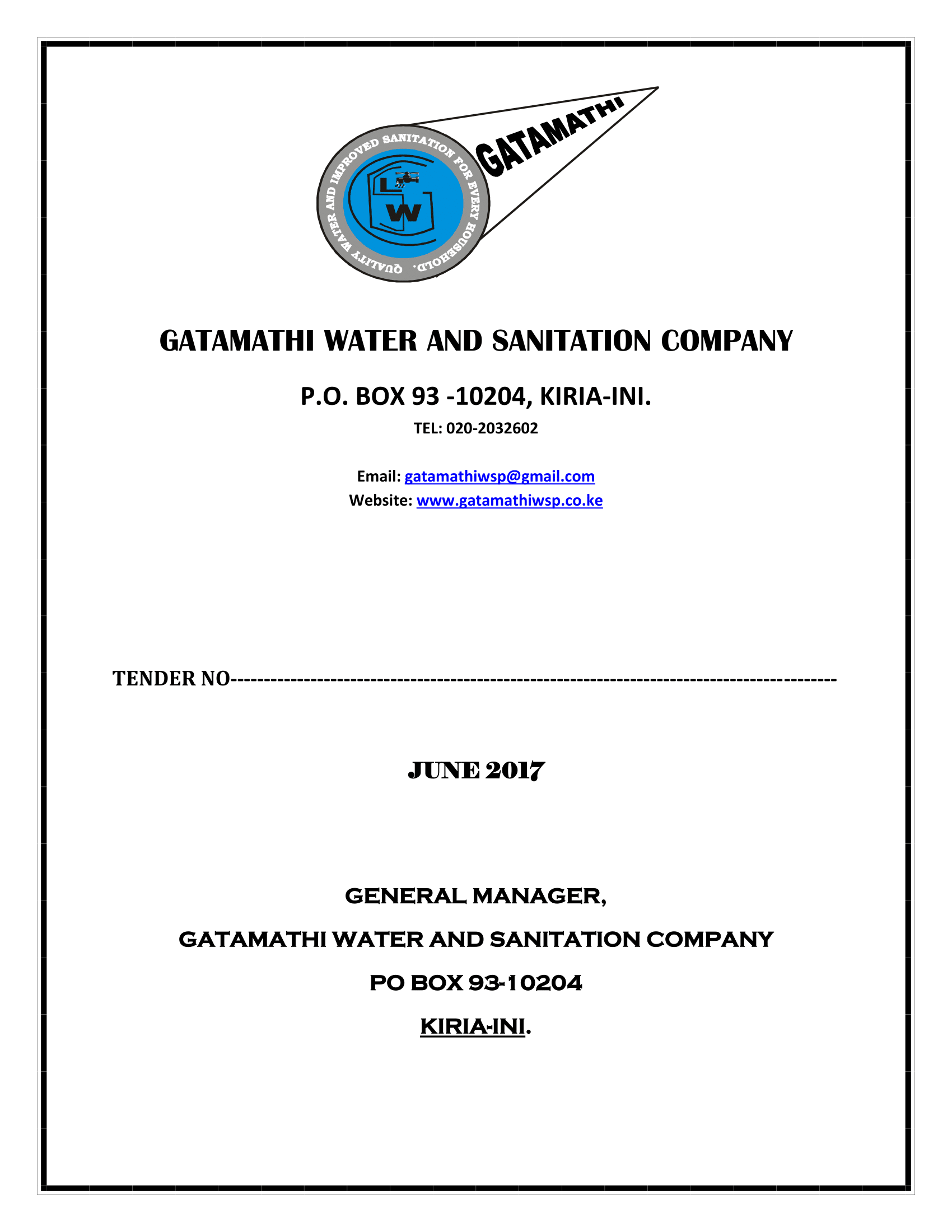 Provision of Motor Vehicle Repair and Maintenance-1