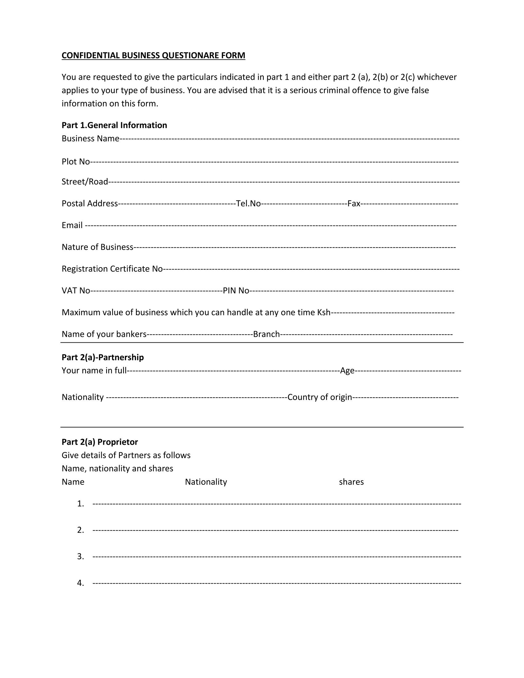 Simple Survey Works-2